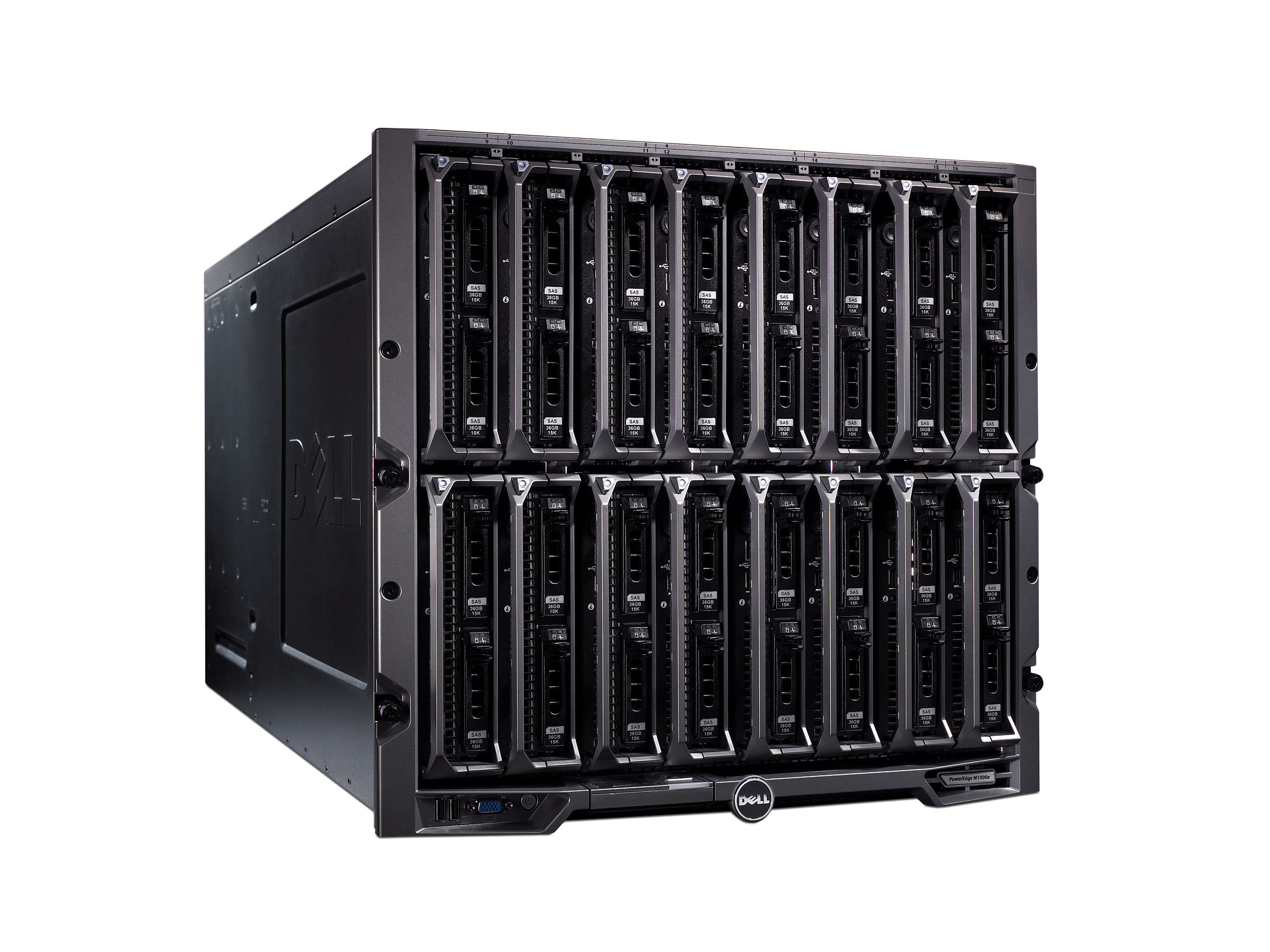 Blade Dell PowerEdge M1000e