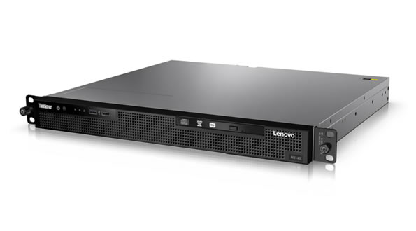 ThinkServer RS140 Compact Rack Server Lenovo